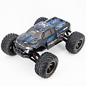 Coche de radiocontrol  S911 4ch Off Road Car Alta Velocidad 4WD Drift Car Buggy Todoterreno Monster Truck Bigfoot Brushless Eléctrico 50