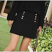 Mujer Mini Faldas