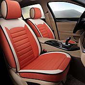 Cojines para asiento de coche Cojines de asiento Lino Tejidos Para Universal Todos los Años Motores generales