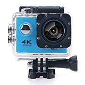 SJ7000/H9K Action Camera / Sports Camera 12MP 640 x 480 2048 x 1536 2592 x 1944 3264 x 2448 1920 x 1080 X 2736 3648 WiFi 防水 4K 60fpsの