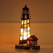 Tiffany Mini Estilo Lámpara de Mesa Para Vidrio 110-120V 220-240V