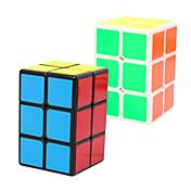Cubo de rubik MFG2003 2*3*3 2*2*3 Cubo velocidad suave Cubos Mágicos rompecabezas del cubo Plásticos Rectángulo Regalo