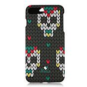 ケース 用途 Apple iPhone 8 iPhone 7 パターン フルボディーケース 幾何学模様 ハード PC のために iPhone 8 Plus iPhone 8 iPhone 7 Plus iPhone 7 iPhone 6s Plus iPhone 6s