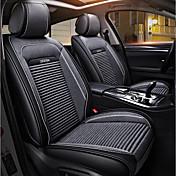 ODEER Cubre asientos Gris Textil Cuero de PU Común for Universal Todos los Años Todos los modelos