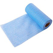 Cocina Limpiando suministros Telas no tejidas Cepillo y Trapo de Limpieza Simple / Plegable / Almacenamiento 1pc