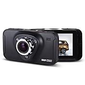 Factory OEM M7 1080p HD DVR del coche 170 Grados Gran angular CMOS 3.0 MP 2.7 pulgada TFT Dash Cam con Visión nocturna / G-Sensor / Modo