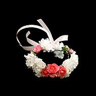 """Svatební kytice Kulatý Živůtek na zápěstí Svatba Párty / večerní akce Papír Vícebarevný 12 cm (cca 4,72"""")"""