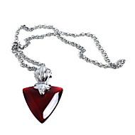 Šperky Inspirovaný Fate/stay night Rin Tohsaka Anime Cosplay Doplňky Náhrdelníky Czerwony Dámský