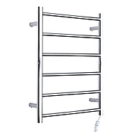 cheap Stainless Steel Series-Towel Bar Contemporary Stainless Steel 1 pc - Hotel bath Towel Warmer