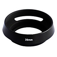 Leica M 39 mm Metal Ventilert solblender Shade