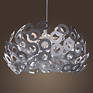 Modern/Contemporary Pendant Light For Living Room Bedroom Dining Room Bulb Not Included