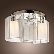 Modern/Contemporary Flush Mount For Bedroom Study Room/Office Hallway Bulb Not Included