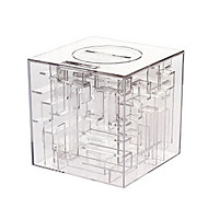 Geld Maze Coin Box Puzzle Game Prize Saving Bank