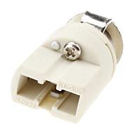 g9 기본 전구 소켓 세라믹 램프 홀더 고품질 조명 액세서리
