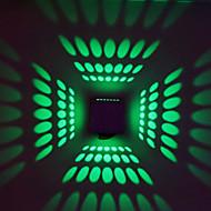 billige Vegglamper-3 Integrert LED Moderne / Nutidig galvanisert Trekk for LED Pære inkludert,Atmosfærelys Vegglampe