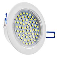 baratos Luzes LED de Encaixe-sencart 1pc 13 w 900 lm 66 contas led smd 5050 branco natural 85-265 v