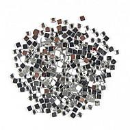 1000 pcs Blistati Nakit za nokte Rhinestones nail art Manikura Pedikura Dnevno Punk / Vjenčanje / Moda / Opeka