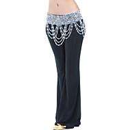 billige Udsalg-Danse tilbehør Bælte Dame Træning Polystyren Perlearbejde Naturlig