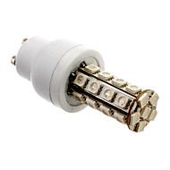 billige Kornpærer med LED-SENCART 400 lm GU10 LED-kornpærer 30 leds SMD 5050 Blå AC 220-240V AC 85-265V