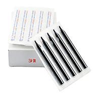 30pcs Disposable Plastic Tattoo Tube Tips 9RT Black