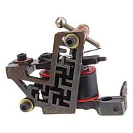 コイルタトゥーマシン 手作り シェーダ 鋳鉄 プロのタトゥーマシン