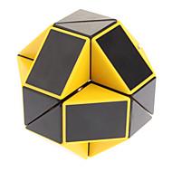 Rubiks terning Shengshou Slangekube Let Glidende Speedcube Puslespil Terning Sjov Klassisk Gave Fun & Whimsical Klassisk Pige