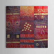 preiswerte Artist - L.Gill-Handgemalte Abstrakt Segeltuch Hang-Ölgemälde Haus Dekoration Ein Panel