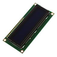 5v skjermen hvit karakter blå bakgrunnsbelysning LCD-modulen 1602 for (for arduino) Duemilanove robot