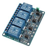 modul releu 4 canale cu 5v optocuplor pentru pic braț dsp avr pentru Arduino