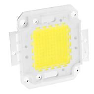 billige Lampesokler og kontakter-ZDM ™ DIY 100W 7900-8000lm 3000ma 6000-6500k kjølig hvitt lys integrert LED-modul (32-36v)