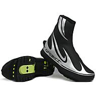 Korte gummistøvler Overtræk til cykelsko Unisex Anti-glide Vandtæt Vindtæt Udendørs Bjerg Cykling Vej Cykel GummiCykling Fornøjelse Sport