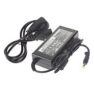 Χαμηλού Κόστους -Notebook AC Adapter φορτιστής για HP (Μαύρο)