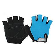 FJQXZ Activiteit/Sport Handschoenen Fietshandschoenen Vingerloos Spandex Katoenvezel Fietsen / Fietsen Heren Unisex