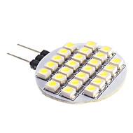 billige Spotlys med LED-G4 - 2 Spotlights (Kald Hvit 140 lm- DC 12