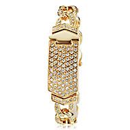 Dámské Hodinky na běžné nošení Křemenný Kapela Elegantní Zlatá Růžové zlato