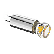 billige Bi-pin lamper med LED-1.5 W 120-150 lm G4 LED-spotpærer 1 leds COB Varm hvit Kjølig hvit DC 12 V