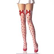 Tanke Žene Samostojeće čarape-Na točkice