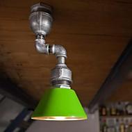 umei ™ maks 60 watt vintage / landet led / pære inkludert metall spotlights