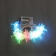 20-a condus de 2.5m bateria cu greu dragonfly de culoare schimbare șir lămpi fairy pentru nunta petrecere