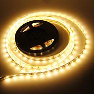 5M 90W 60x5730SMD 7000-8000lm 3000-3500K luz branca quente Tira de Luz LED (DC12V)