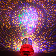 la luce notturna del proiettore del cielo stellato romantico diy per celebra il festival
