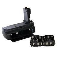 גריפ Meike אנכי הסוללה עבור Canon EOS 7D BG-E7 BGE7