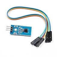 DS18B20 módulo sensor de temperatura para arduino (funciona com placas oficiais do Arduino)