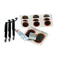Χαμηλού Κόστους Tire Repair Kits-acacia® κιτ επισκευής ελαστικών ποδηλάτου, συμπεριλαμβανομένων μοχλός ελαστικών