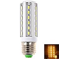 YWXLIGHT® 1pc 10 W 900LM E14 B22 E26 / E27 LED-maïslampen T 42 LED-kralen SMD 5730 Warm wit Koel wit Natuurlijk wit 100-240 V