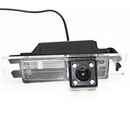 renepai® 170 ° ccd vodotěsný noční vidění auta couvací kameru pro Renault lang stupně 420 TV řádků NTSC / PAL - 4LED