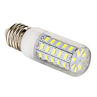 billige Kornpærer med LED-3.5W 300-350lm E26 / E27 LED-kornpærer T 48 LED perler SMD 5730 Naturlig hvit 220-240V