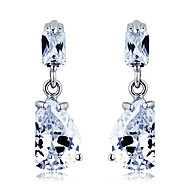 cheap Jewelry Clearance-Aska Silver Plating  Fashion Elegant Earrings Classical Feminine Style
