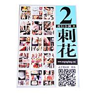 economico Tatuaggi adesivi e forniture-modello alla moda del tatuaggio libro