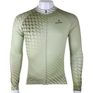 ILPALADINO Muškarci Dugih rukava Biciklistička majica Bicikl Biciklistička majica, Quick dry, Ultraviolet Resistant, Prozračnost